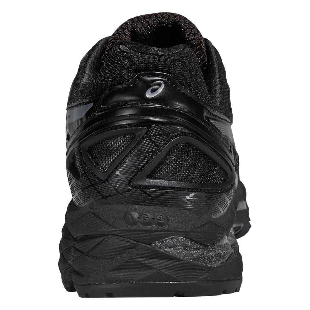 Asics Kayano corriendo zapatos